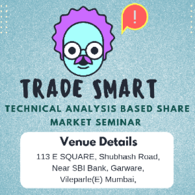 Trade Smart Stock Market Seminar Mumbai