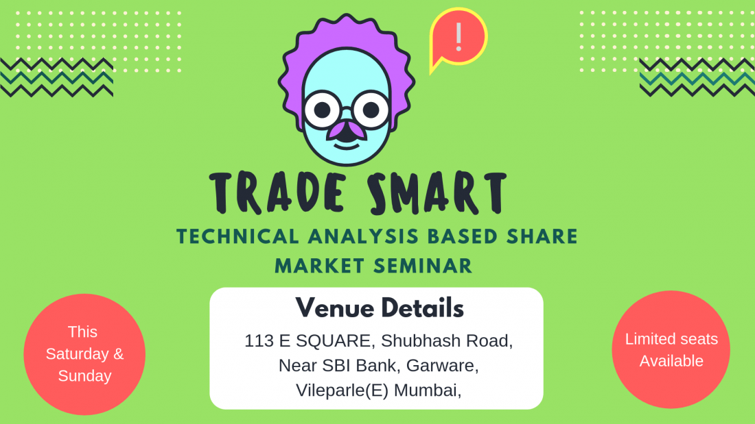 Trade Smart Stock Market Seminar in Mumbai