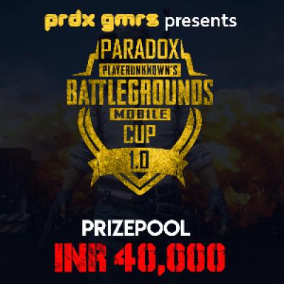Paradox PUBG Mobile Cup - 1.0