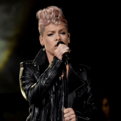 Pink at Rogers Arena Vancouver BC