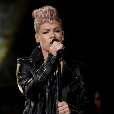 Pink at Scotiabank Arena Toronto ON