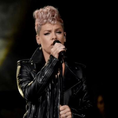 Pink at Madison Square Garden New York NY