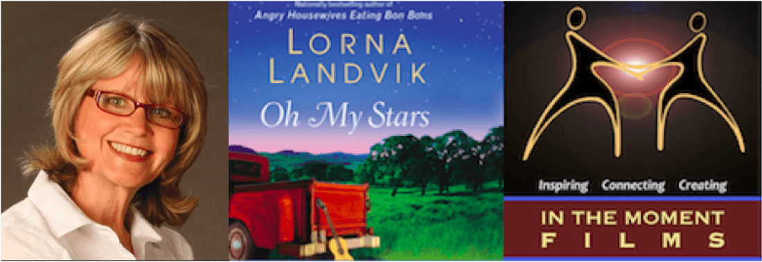 OH MY STARS with LORNA LANDVIK