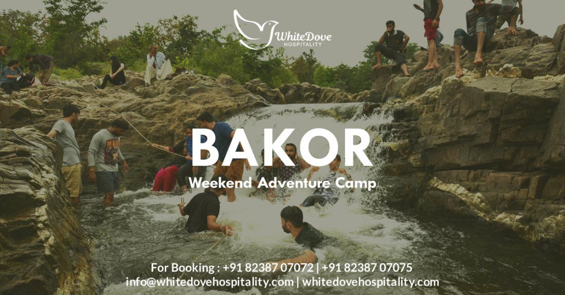BAKOR Weekend Adventure Camp