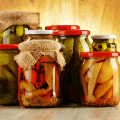 Fun with Fermented Foods class