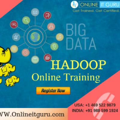 Big Data Hadoop Online Course Bangalore