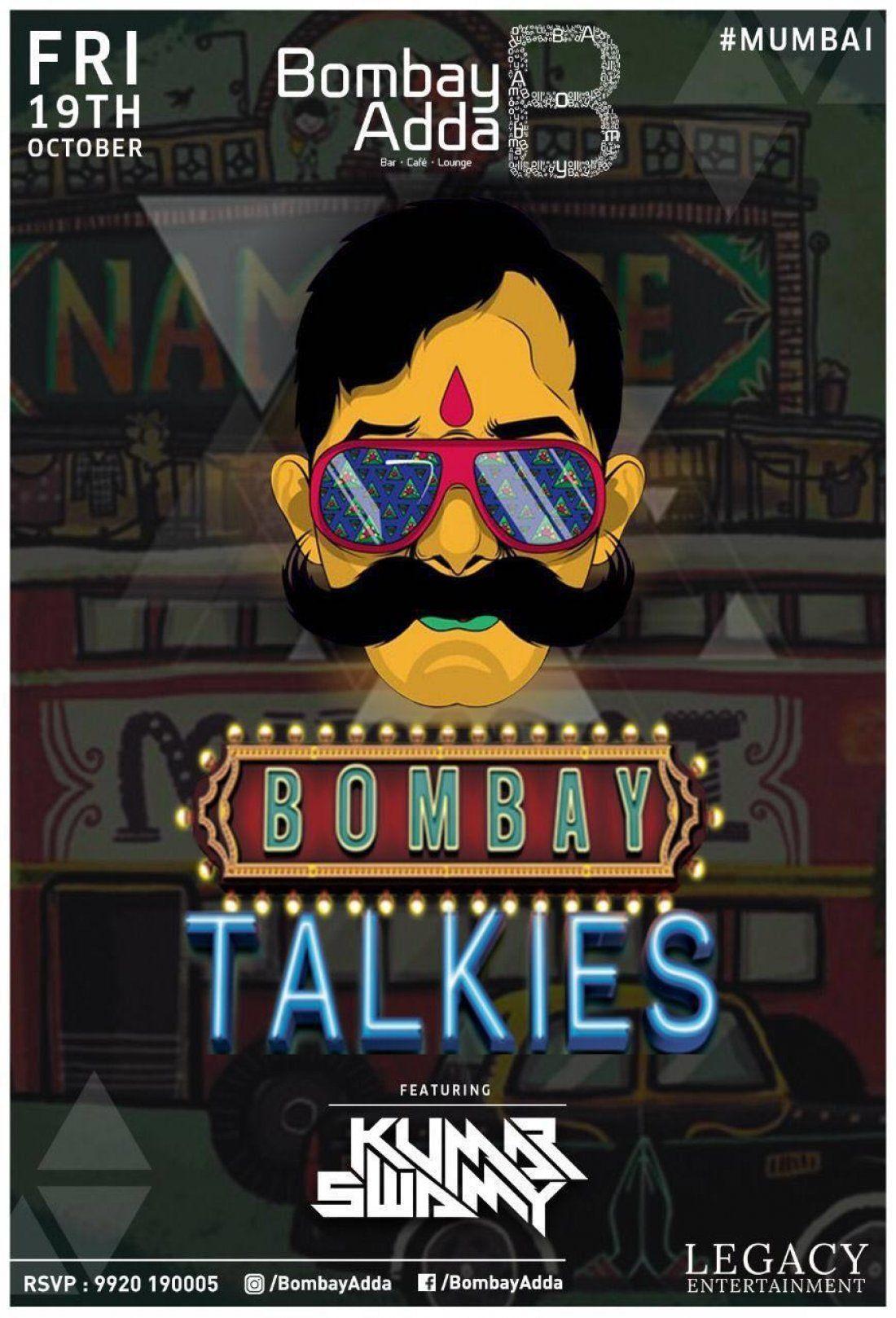 Bombay Talkies Ft. Kumar Swamy