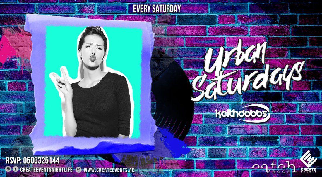 Urban Saturdays Ladies Night At Catch Roof