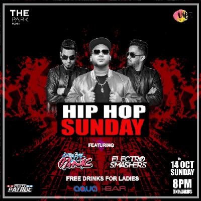 Hip Hop Sunday - Ladies Night