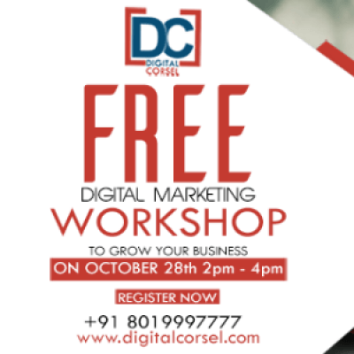 Free Digital Marketing Workshop to Grow Your Business