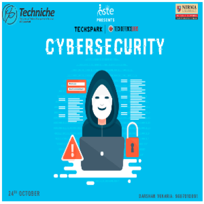 Ethical Hacking &amp Cyber Security by ISTE and TechDefence