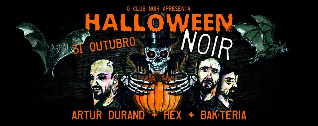 HALLOWEEN NOIR - Halloween Party