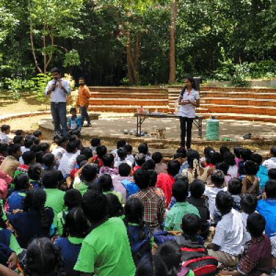 Corporate social responsibility activity  Bengaluru