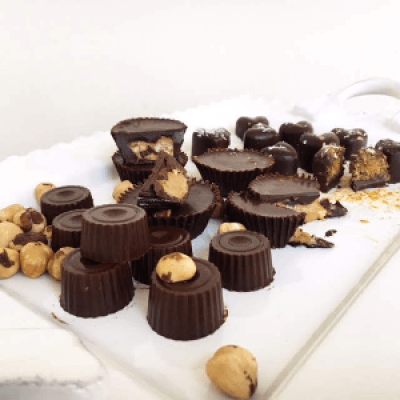 RAW VEGAN CHOCOLATE MAKING CLASS - Make your own delicious chocolates