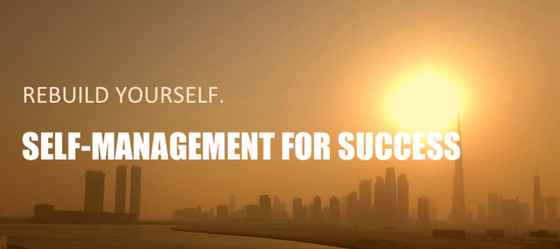 Self-Management for Success