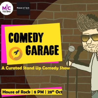Comedy Garage