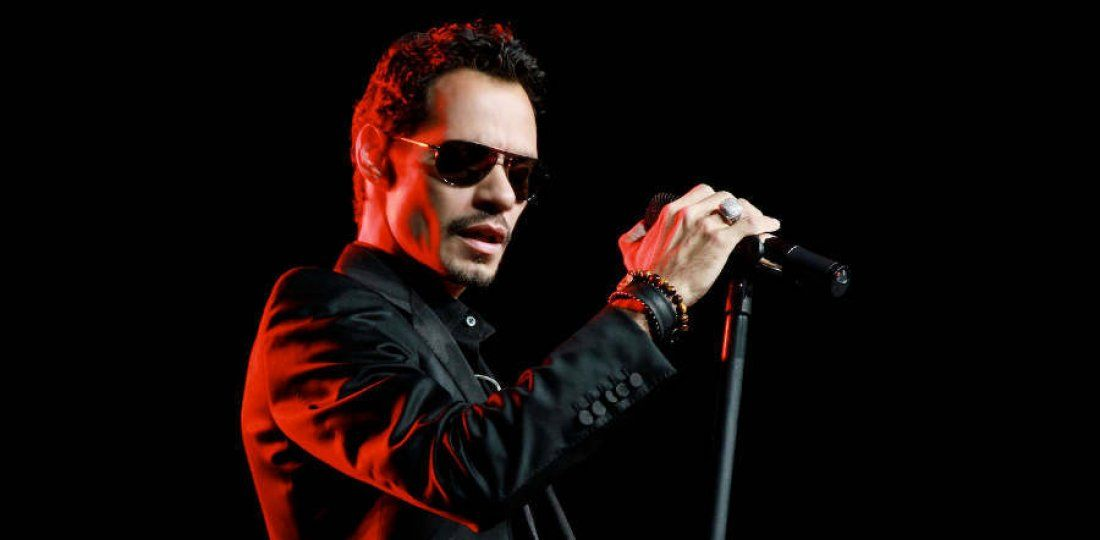 Marc Anthony at Prudential Center Newark NJ