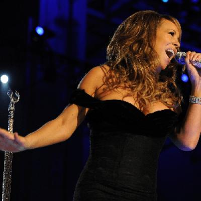 Mariah Carey at Toyota Oakdale Theatre Wallingford CT