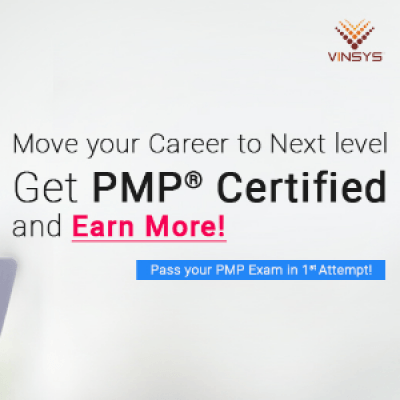 PMP Certification Training PMP Classroom Training Pune  Vinsys