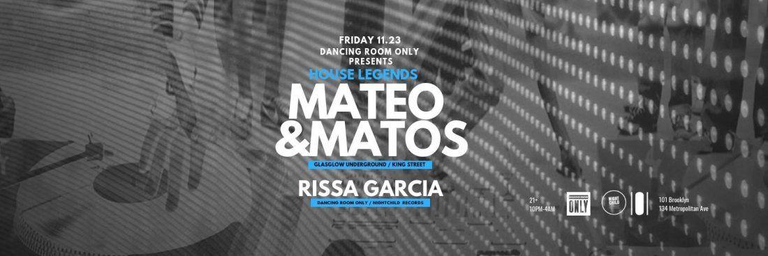 House Legends Mateo Matos Rissa Garcia At 101 Brooklyn Brooklyn