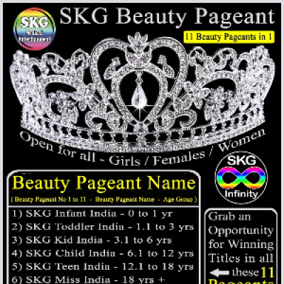 SKG Beauty Pageant (11 Pageants in 1) - Grand Finale - Part of SKG 5 Days Extravaganza