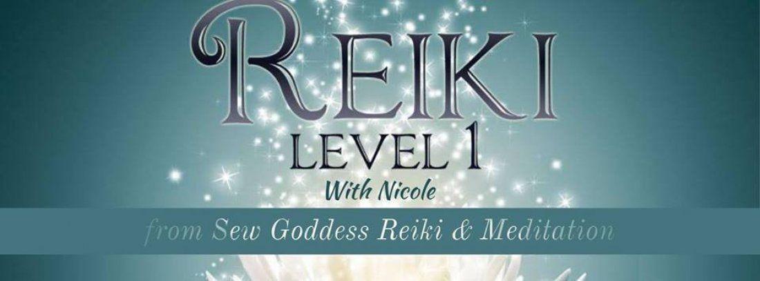 Reiki Level 1 with Nicole