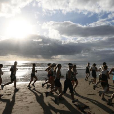 Mumbai Marathon - The Hygiene Run
