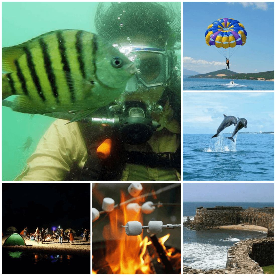 Kokan Trip  Tarkarli Scuba Diving Beach Camping  Parasailing  Watersports Trip