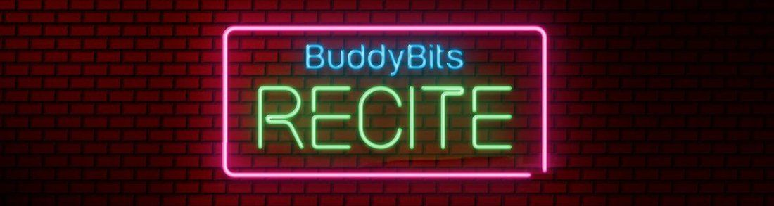 BuddyBits Recite 3 - An Evening Of Stories & Poetry