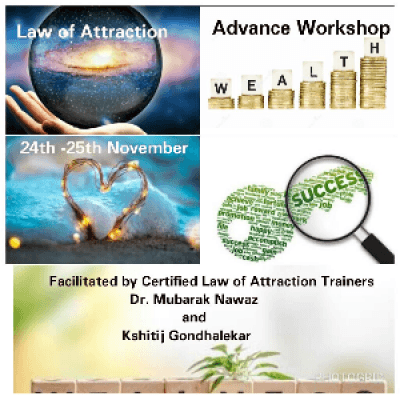 Law of Attraction Advance Empowerment Workshop