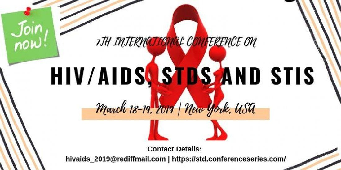7th International Conference on HIV/AIDS, STDs and STIs at