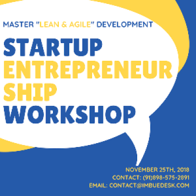One day Mastery of Business Process StartUp &amp Entrepreneurship Workshop