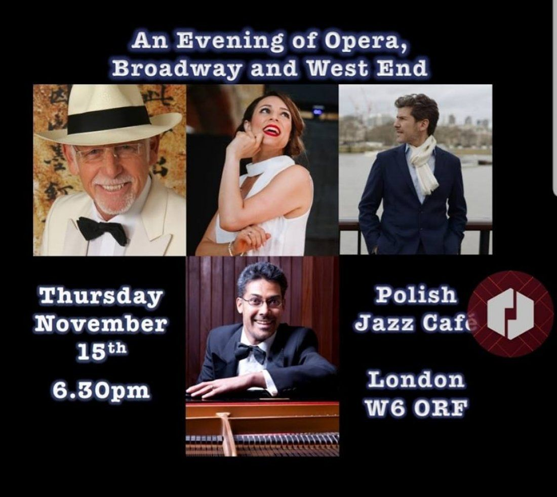 An Evening of Opera Broadway and West End