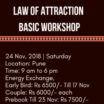 Law of Attraction - Basic Workshop