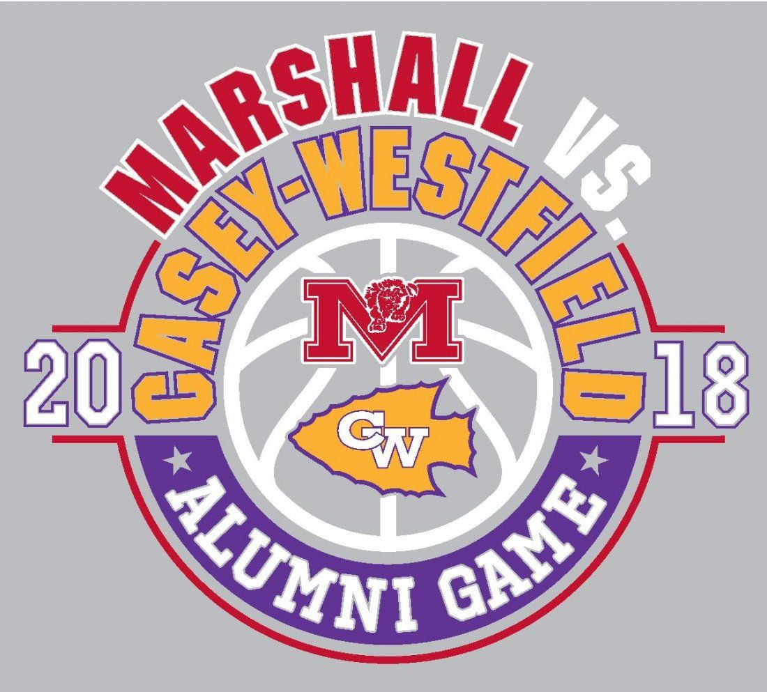 3rd Annual Marshall vs Casey-Westfield Alumni Basketball Game