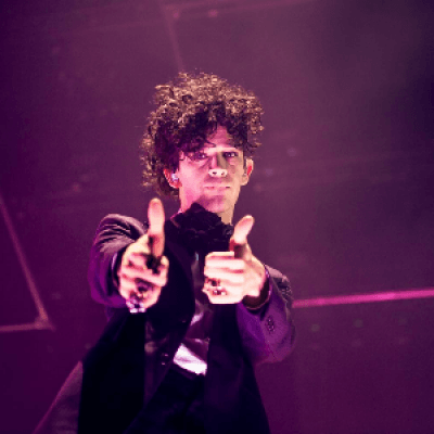 The 1975 at The Pavilion at Toyota Music Factory Irving TX