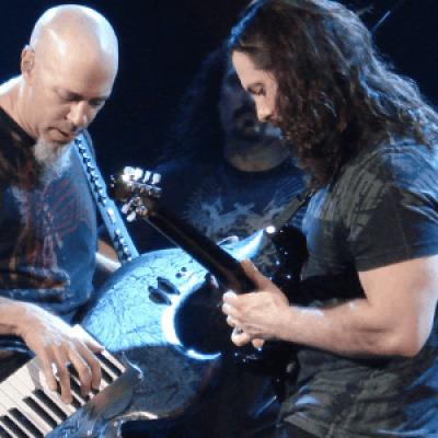 Dream Theater at Bass Concert Hall Austin TX