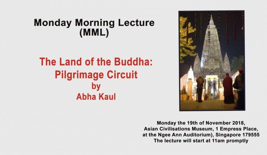MML - The Land of the Buddha Pilgrimage Circuit