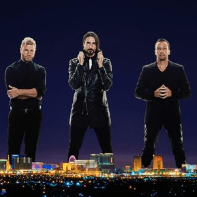 Backstreet Boys at Zappos Theater at Planet Hollywood Las Vegas NV