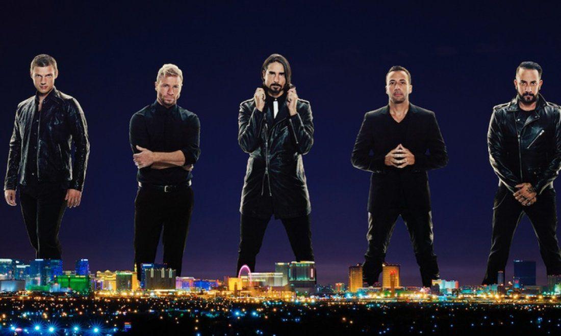 Backstreet Boys at Pepsi Center - Denver Denver CO