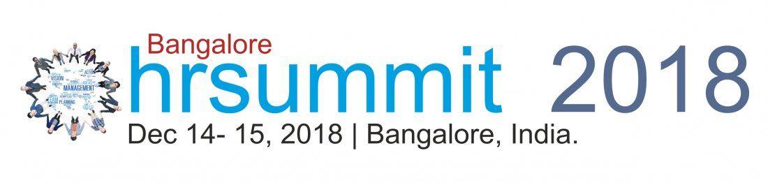 Bangalore HR Summit 2018