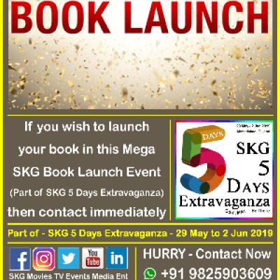 SKG Book Launch Event - Part of SKG 5 Days Extravaganza