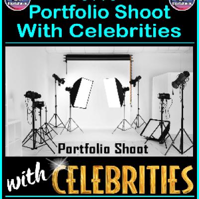 SKG Portfolio Shoot with Celebrities - Part of SKG 5 Days Extravaganza