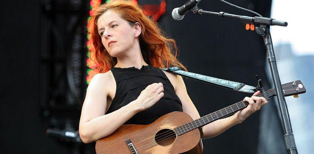 Neko Case at The Van Buren Phoenix AZ