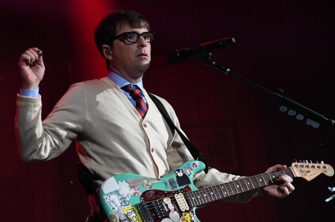 Weezer & Pixies at Times Union Center Albany NY