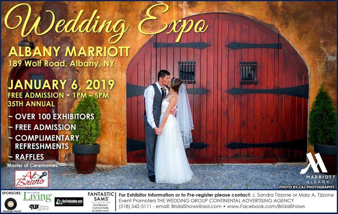 WEDDING EXPO  THE ALBANY MARRIOTT HOTEL