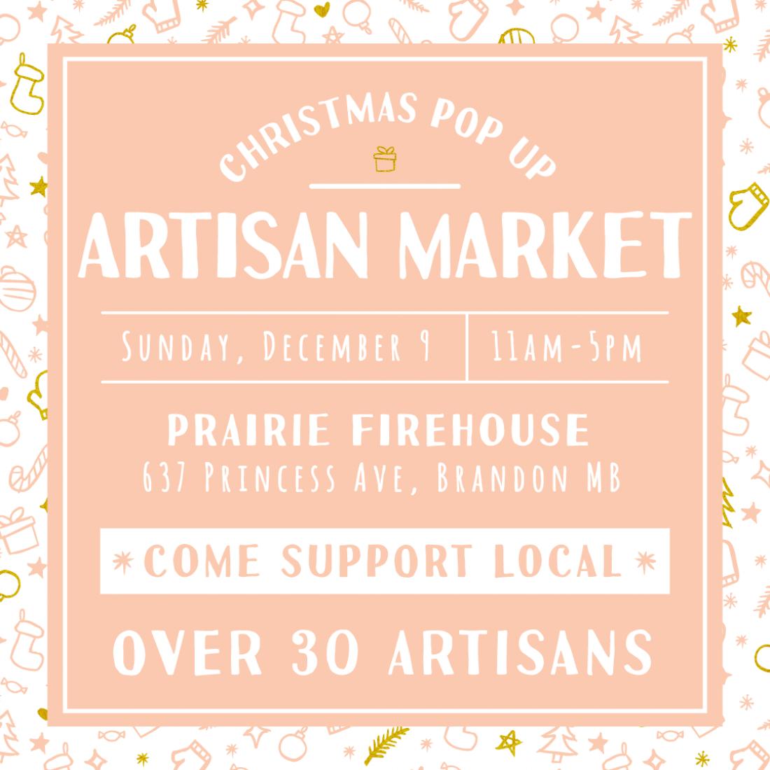 Apple and Pine Artisan Christmas Market