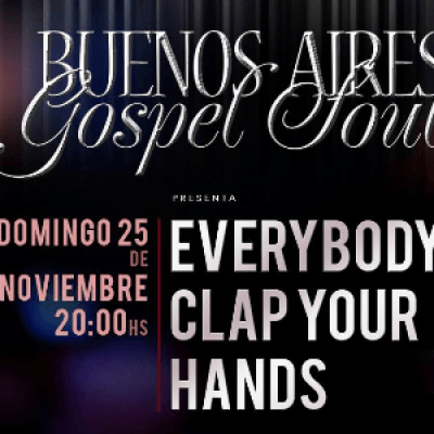 proud mary events in Buenos Aires, Today and Upcoming proud mary