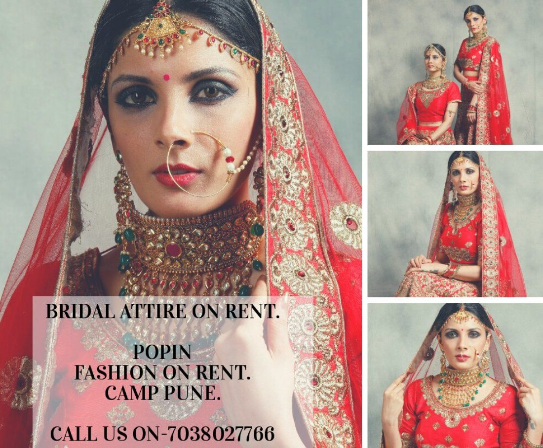 Rent Bridal And Designer Lehanga Collection