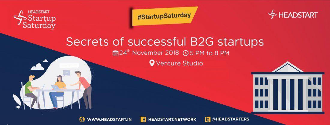 Secrets of Successful B2G Startups